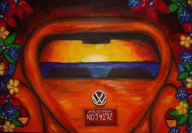 "Road Trip | 36"" X 24"" | SOLD"