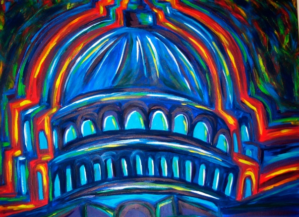 "Capitol | 24"" X 36"" 