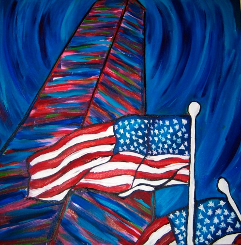 "Washington Monument | 20"" X 36"" 