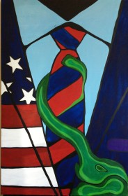 "Republican Uniform | 24"" X 36"" 